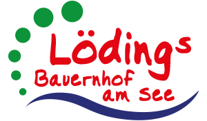 Lödings Bauernhof am See Logo